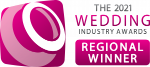 Louisa May Weddings TWIA Regional Winner 2021
