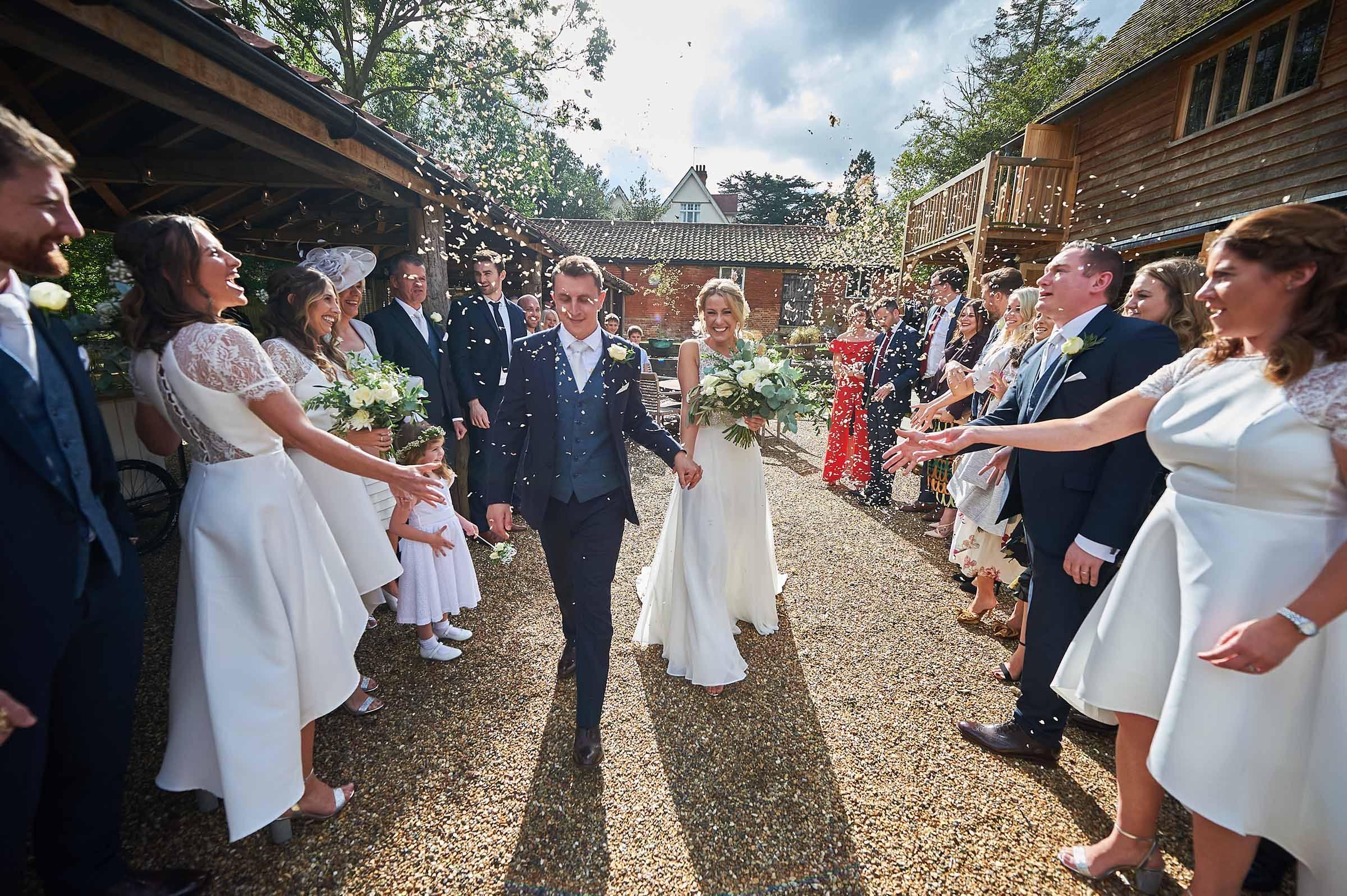 Louisa May Weddings - Approach